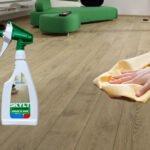 Houten vloer onderhouden of behandelen